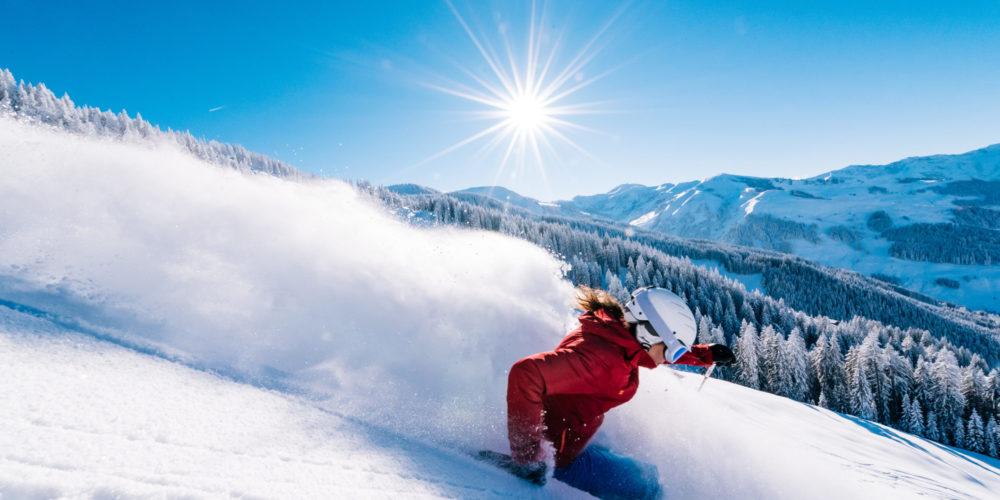 Ski amadé Made my day, Kingsline, Freeride
