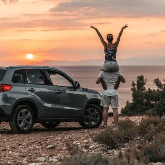Suzuki für die alltäglichen Abenteuer im Autohaus Pirnbacher kaufen
