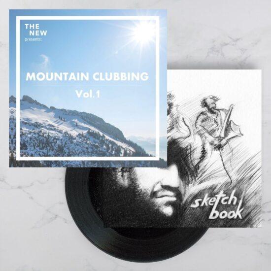 Kombipackage der beiden CDs Mountainclubbing und Sketchook