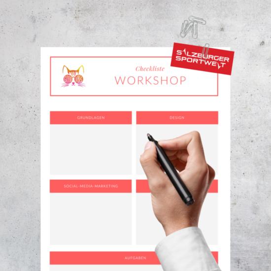 Salzburger Sportwelt Workshops